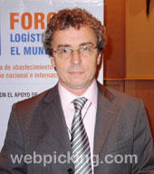Alejandro Iglesias, gerente Comercial de Nuevos Negocios y Marketing de la Unidad de Negocios Logística del Grupo Logístico Andreani